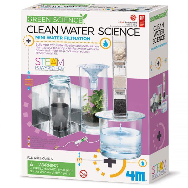 מדע מים נקיים