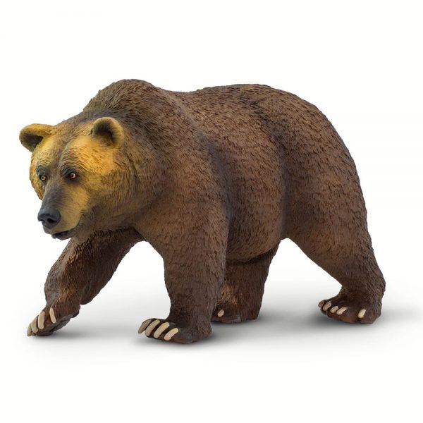 דוב גריזלי הסדרה הגדולה