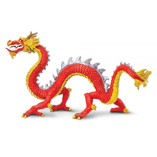 דרקון סיני אדום