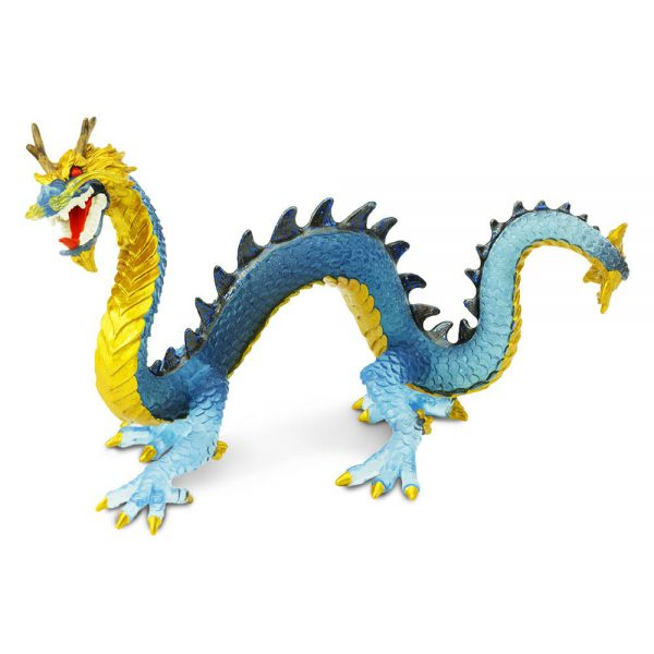 דרקון סיני כחול