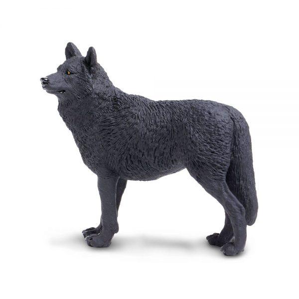 זאב שחור הסדרה הגדולה