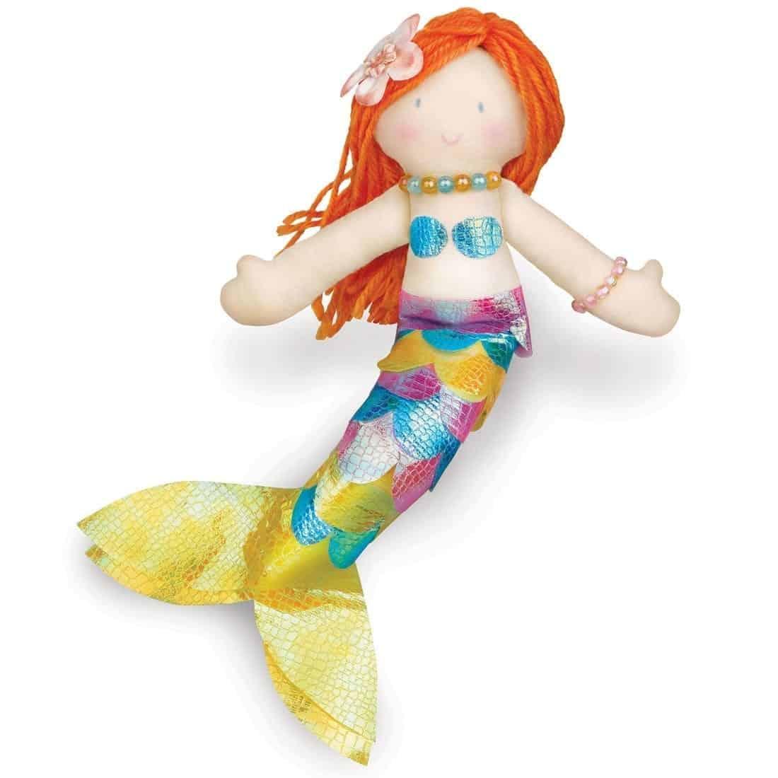 ערכת יצור בובה - בת הים