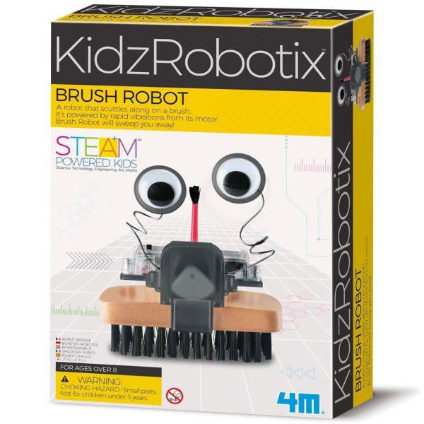 רובוט מברשת