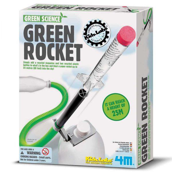 רקטה ירוקה אריזה