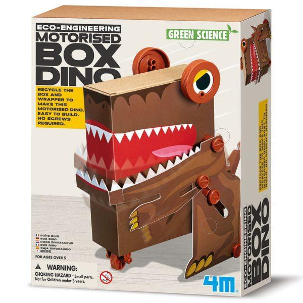 רובוט דינוזאור קופסא