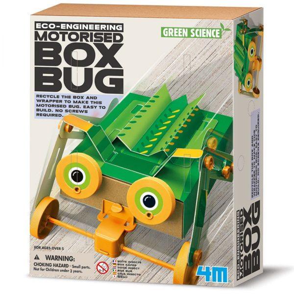 רובוט חרק קופסא