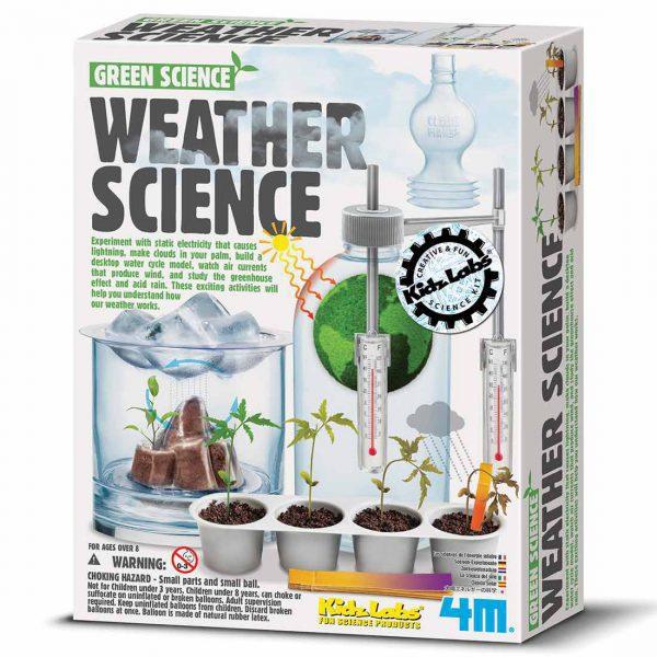 מדעי האקלים - אריזה