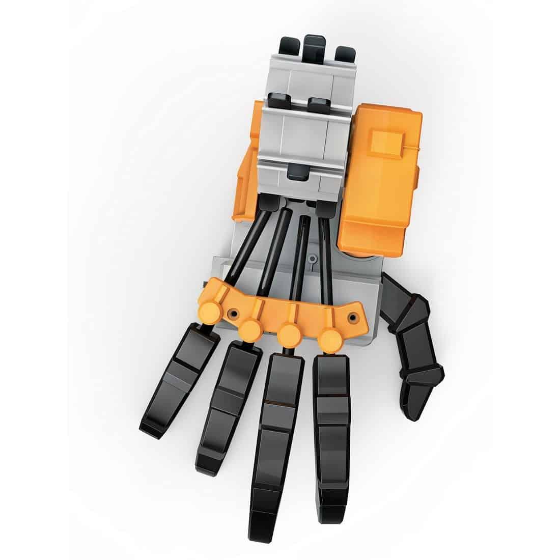 יד רובוטית ממונעת