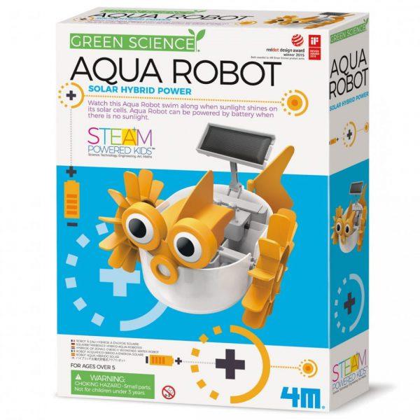 רובוט מים היברידי