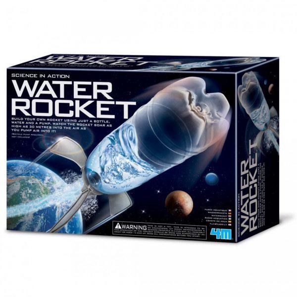 מדע בפעולה - טיל מים