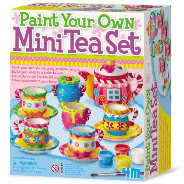 ערכת מסיבת תה לצביעה