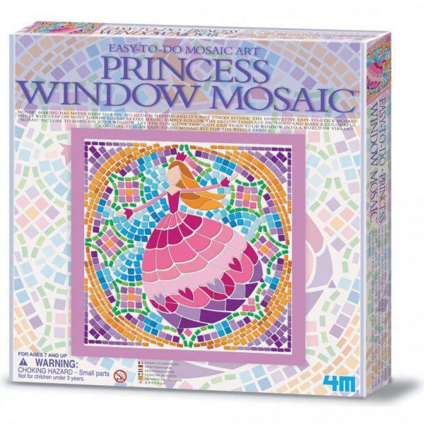 מוזאיקה לחלון - נסיכה