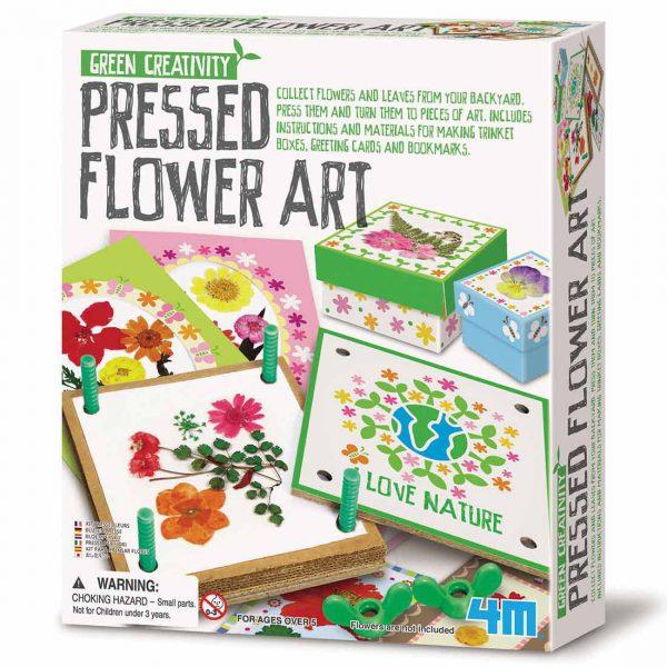 אמנות ביבוש פרחים