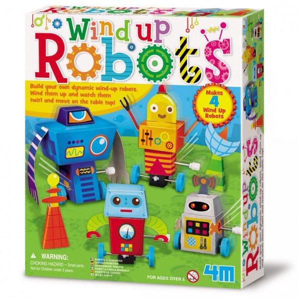 רובוטים קפיץ נמתח