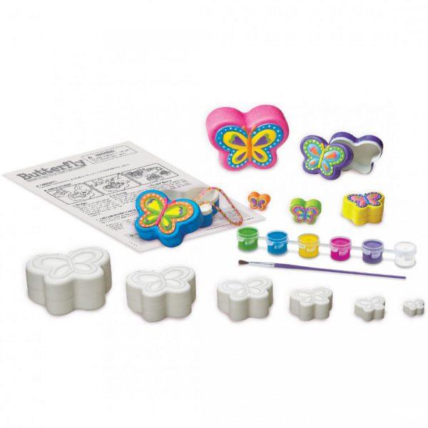 קופסאות תכשיטים פרפרים