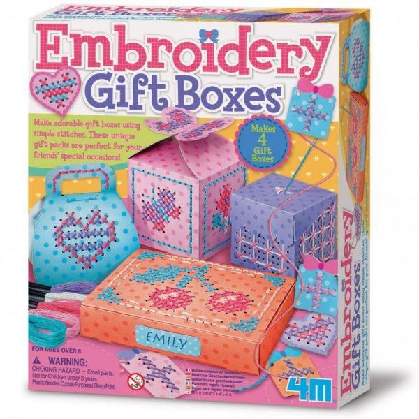 קופסאות מתנה רקומות
