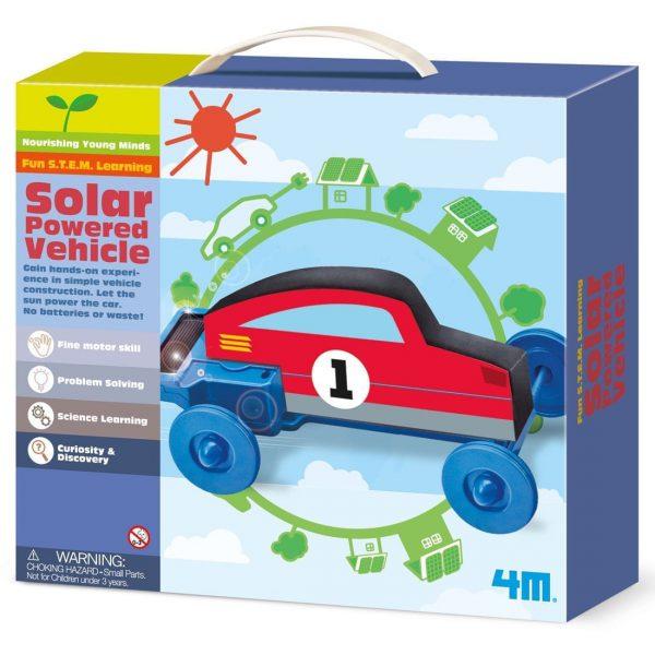 מכונית סולארית