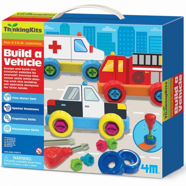 בניית מכונית