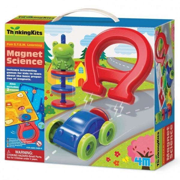 מדע ומשחק מגנטי