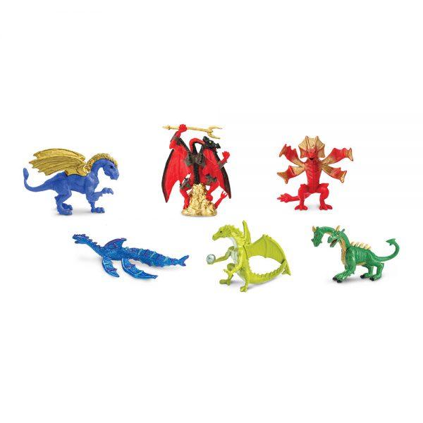 דרקונים מארז 2