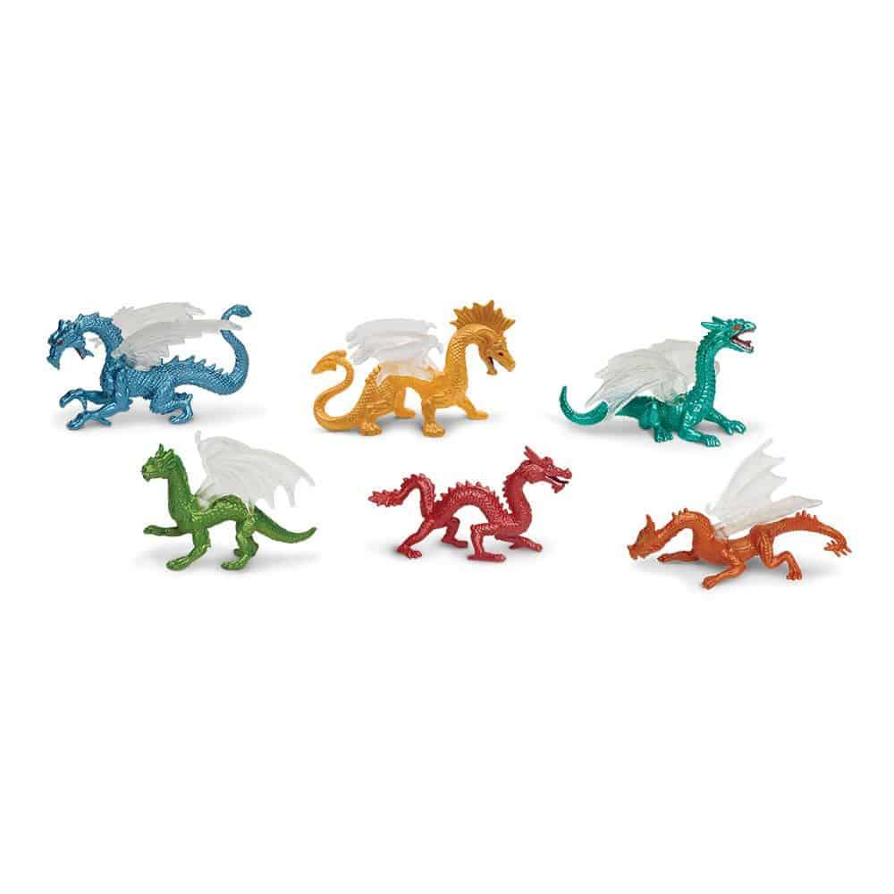 מיני דרקונים