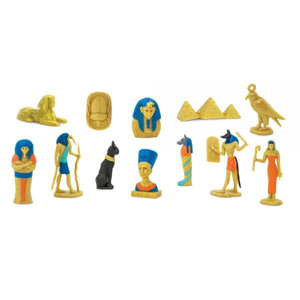 פרעונים ופירמידות
