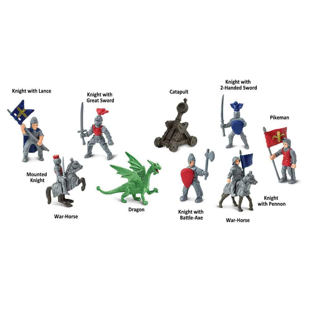 אבירים ודרקון