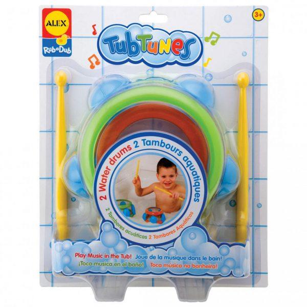 צעצועי אמבט - תופי מים