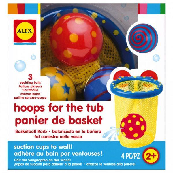צעצועי אמבט - כדורסל