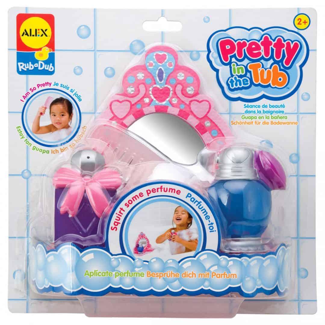 צעצועי אמבט - ערכת טיפוח ליפהיפיה