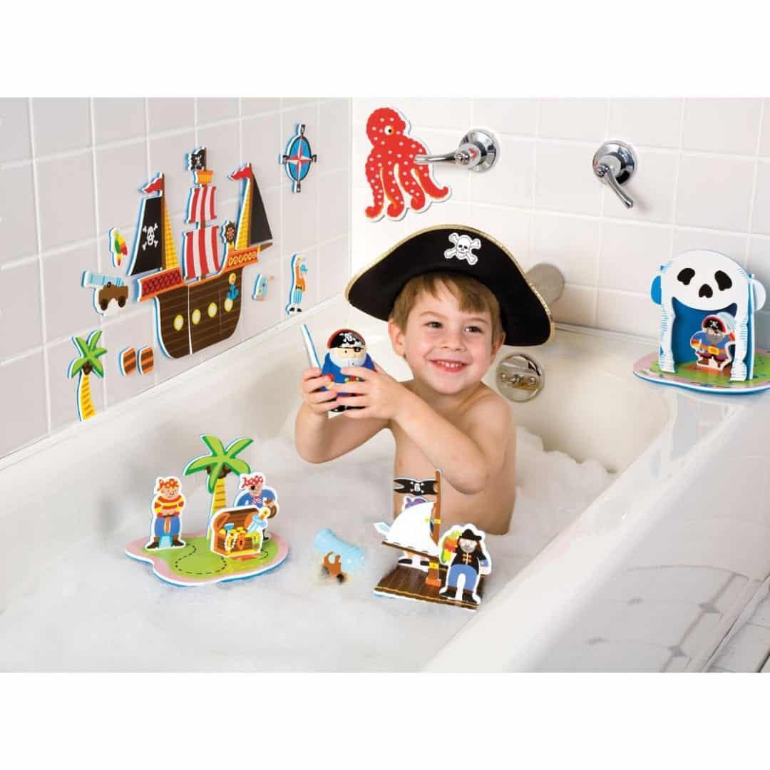צעצועי אמבט - פיראטי האמבטיה