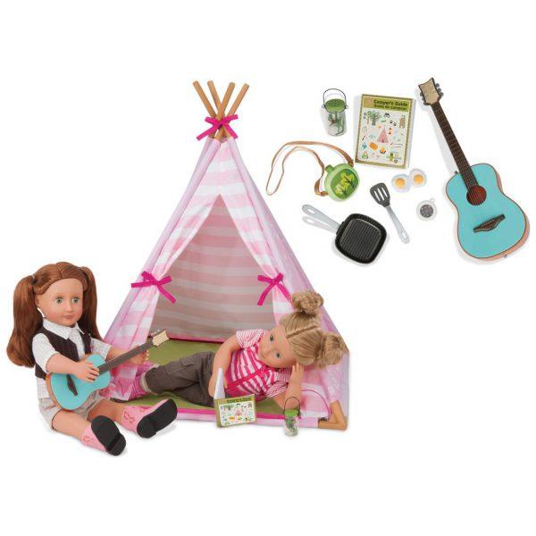 סט מיני אוהל טיפי