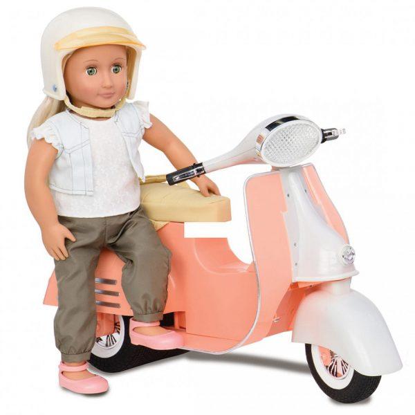 קטנוע שנהב אפרסק