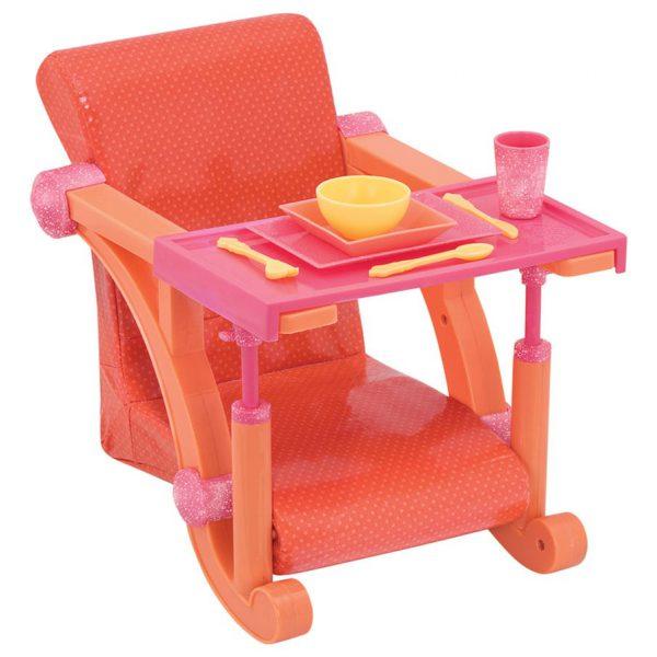 כיסא אוכל מתחבר לשולחן
