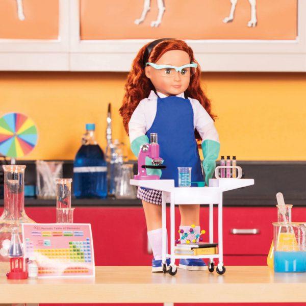 ציוד למעבדה למדעים בבית הספר