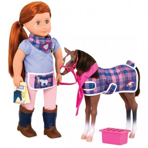 סייח סוס הקוורטר - Quarter Horse Foal