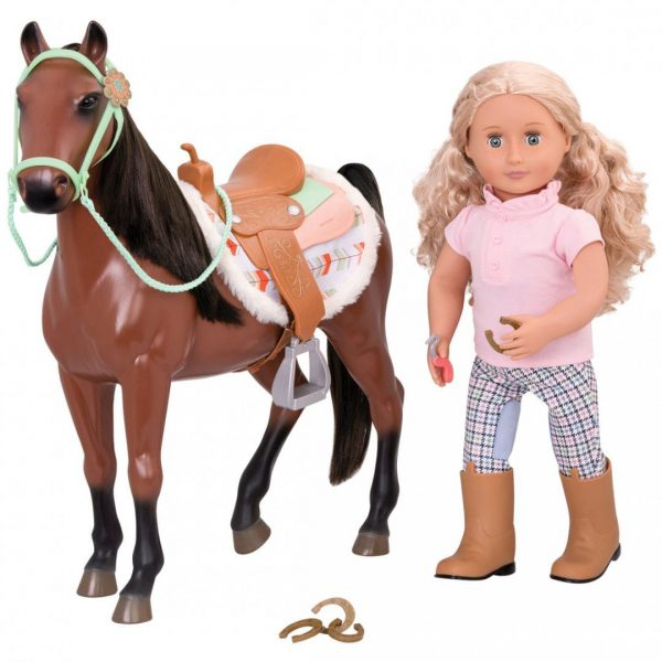 סוס באקסקין - Buckskin Horse
