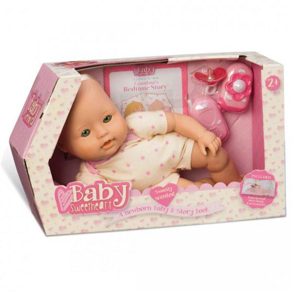 בובת תינוק - הולכים לישון