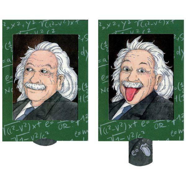 כרטיס ברכה אינשטיין