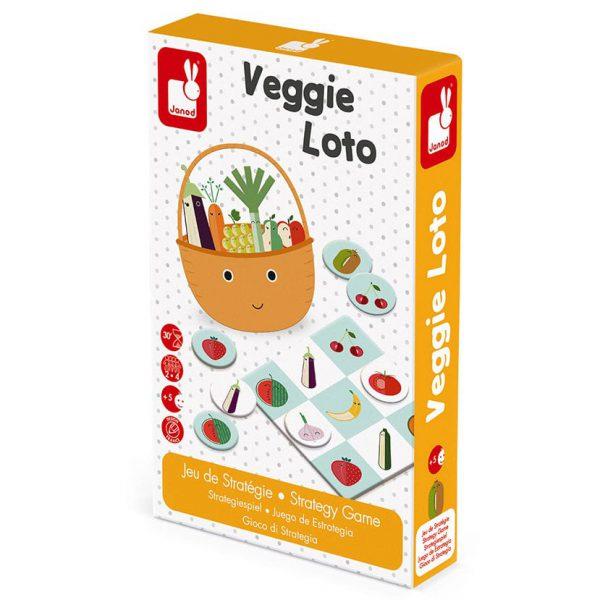 משחק אסטרטגיה לוטו ירקות