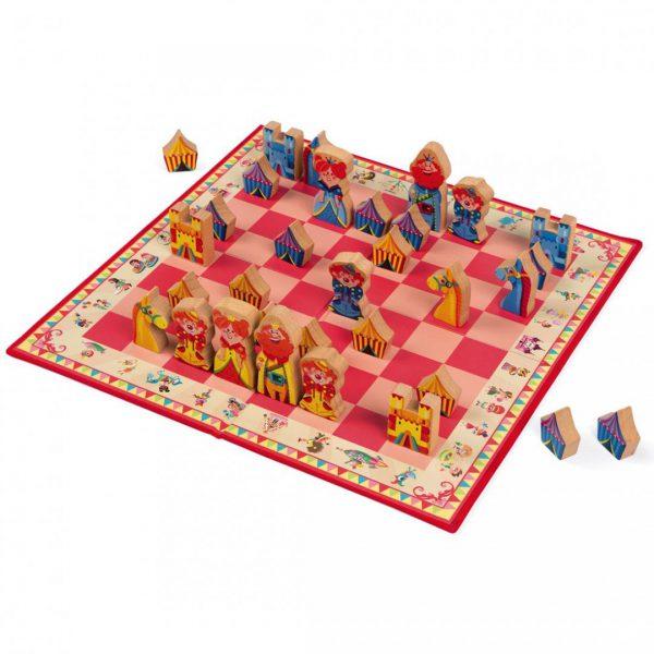 משחק שחמט קרוסלה