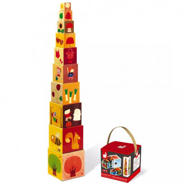 מגדל קוביות - עונות השנה