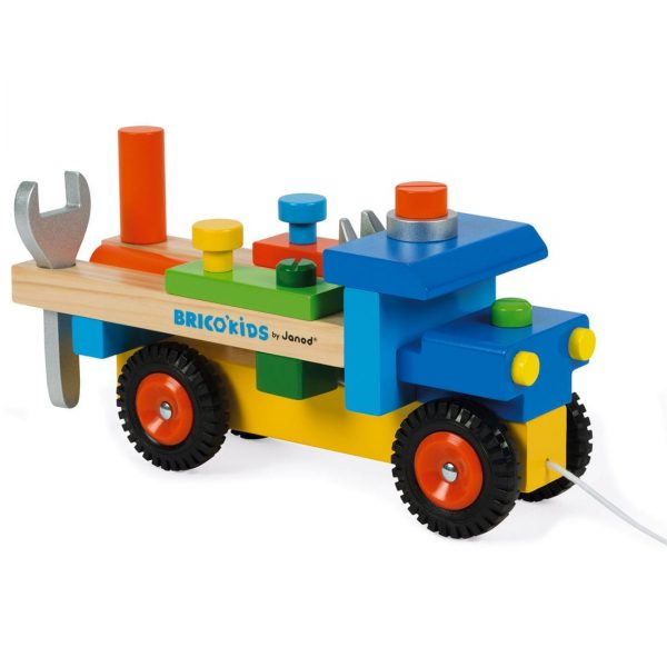 משאית כלי העבודה