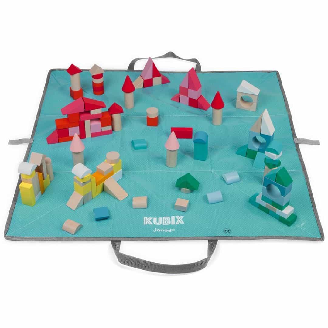 קוביקס משטח משחקי קוביות 120 חלקים