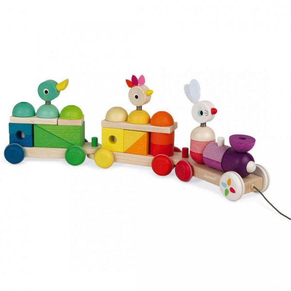 זיגולוס - רכבת צבעים ענקית
