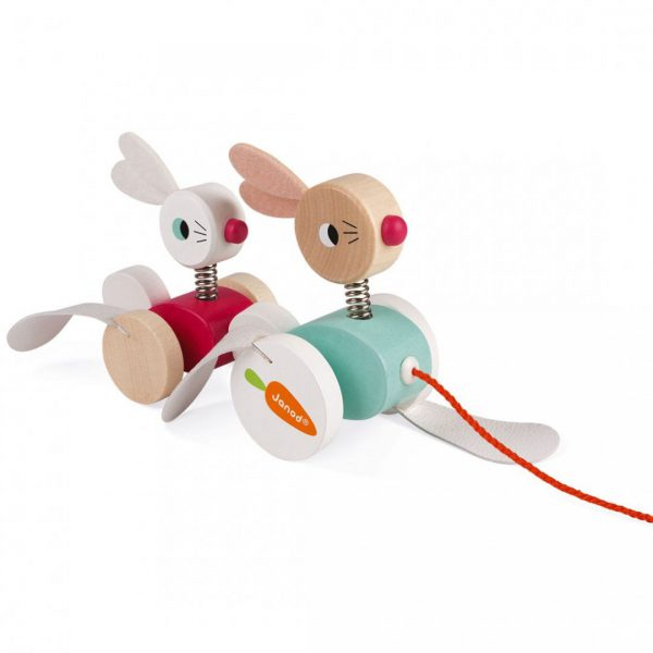 זיגולוס - משיכת צמד ארנבים