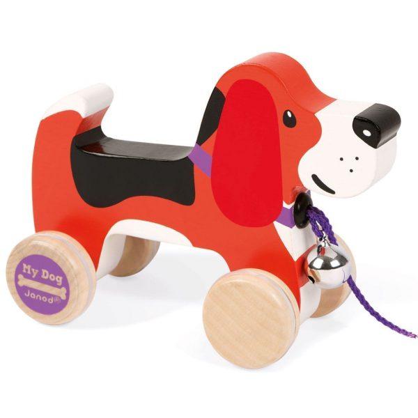 צעצוע משיכה כלב ציד - סדרת הכלב שלי