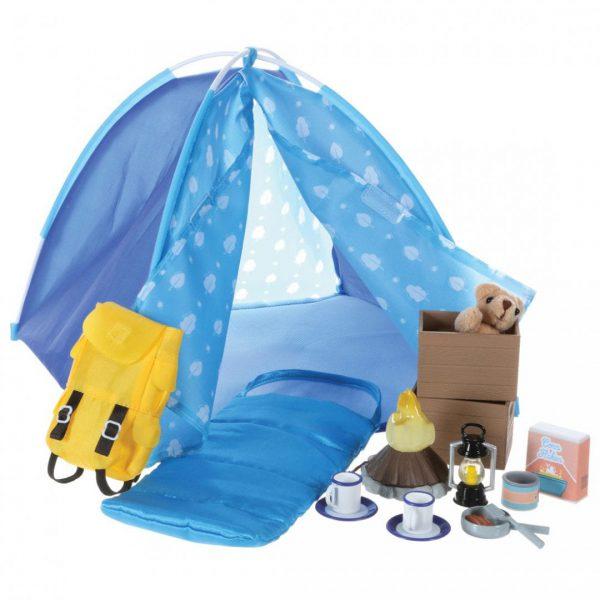 אוהל וציוד קמפינג