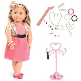Jewelry Dolls