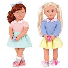 Retro Dolls